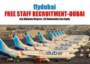 Latest Jobs at Fly Dubai
