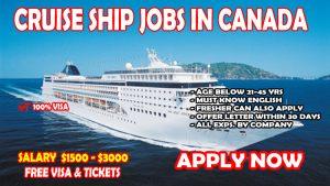 Canada Cruise Ship