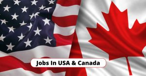 Work In Canada and USA