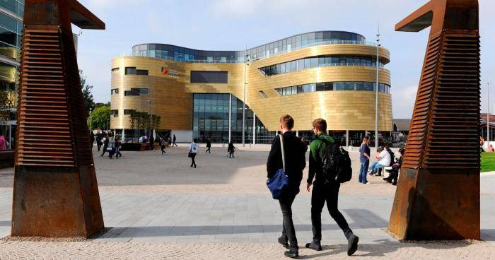 Vice-Chancellor's Scholarships At Teesside University - UK